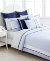Bedding, Hilfiger Stripe European Sham Bedding
