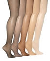 Sheer Hosiery, Silky Very Sheer Control Top