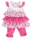 Baby Set, Baby Girls 2-Piece Tunic and Capri Leggi