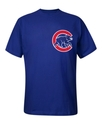 Big and Tall MLB T Shirt, Chicago Cubs Team Tee