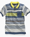 Kids Shirt, Boys Ley Polo