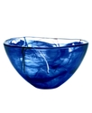 Crystal Bowl, Contrast Medium