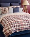 Bedding, Vintage Plaid Full Sheet Set Bedding
