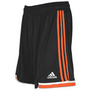 Regista 12 Short - Mens - Black/High Energy/White