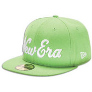 Logo Script 59Fifty Cap - Mens - Lime