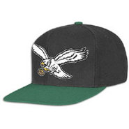 Philadelphia Eagles Mitchell &amp; Ness NFL XL Logo Sn