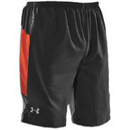 Escape 9  Woven Short - Mens - Black/Wire/Reflecti