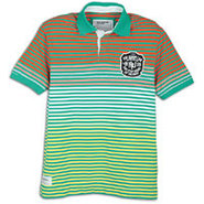 Birdseye Polo - Mens - Pepper Green