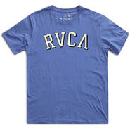 Barber S/S T-Shirt - Mens - Royal