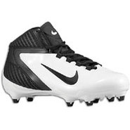Alpha Speed D 3/4 - Mens - Black/Black/White