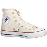 All Star Hi - Mens - Cream/Off White