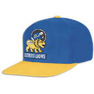 Detroit Lions Mitchell &amp; Ness NFL XL Logo Snapback