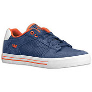 Vaider Low - Mens - Navy/Orange