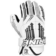 Uprising Lacrosse Glove - Mens - White