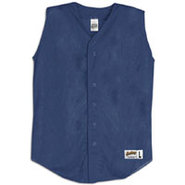 Sleeveless Mesh Jersey - Mens - Navy