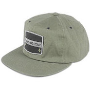Mission Back Cap - Mens - Army