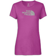 Half Dome S/S T-Shirt - Womens - Premiere Purple/M