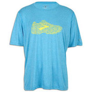 EZ T Inspire T-Shirt - Mens - Heather Atlantic