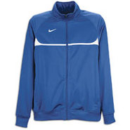 Rio II Full Zip L/S Warm-Up Jacket - Mens - Royal/