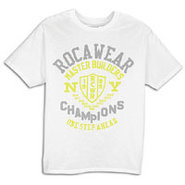 Roc Champions S/S T-Shirt - Mens - White