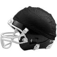 Football Helmet Scrimage Cap - Mens - Black