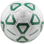 Attack Soccer Ball - White/Forest
