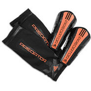 Predator Pro Moldable Guards - Black/Warning/White