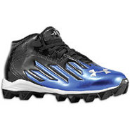 Nitro Diablo RM - Boys Grade School - Black/Royal