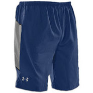Escape 9  Woven Short - Mens - Midnight Navy/Steel