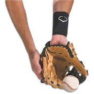 Molded Wrist Guard - Mens - Black