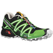 Speedcross 3 - Mens - Black/Light Green-X/Cane