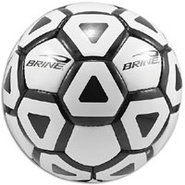 Phantom Soccer Ball - White/Black