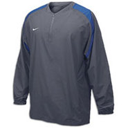 Wheelhouse L/S Jacket - Mens - Flint Grey/Royal/Wh