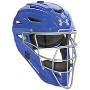 Victory Series Catchers Head Gear - Royal