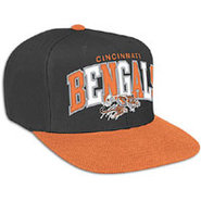 Cincinnati Bengals Mitchell &amp; Ness NFL Tri-Pop Sna
