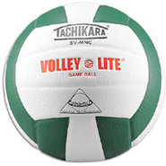 SV-MNC Volley-Lite Ball - Dark Green/White