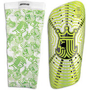 King Shin Guard - Lime