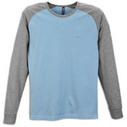 Ether L/S Knit - Mens - Denim Fade