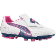 V3.11 FG - Mens - White/New Navy/Fluo Pink