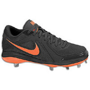 Air MVP Pro Metal - Mens - Black/Game Orange