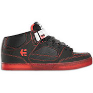 Number Mid - Mens - Black/Red