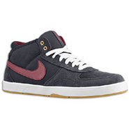 Mavrk Mid 3 - Mens - Dark Obsidian/White/Flt Gold/