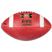 695 Official Size Leather Football - Mens