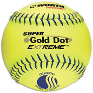 UC12CYXT Super Gold Dot Extreme Softball - Mens -