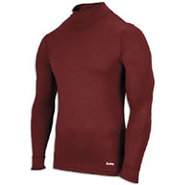 EVAPOR Compression Mock - Mens - Dark Maroon
