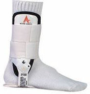 T1 Ankle Support - White