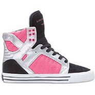 Skytop - Womens - Black/Silver/Pink/White