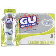 GU Energy Gel 8 Pack - Lemon Sublime