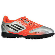 F5 TRX TF - Mens - Metallic Silver/Infrared/Black