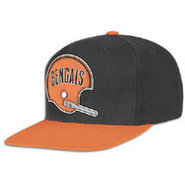 Cincinnati Bengals Mitchell &amp; Ness NFL XL Logo Sna